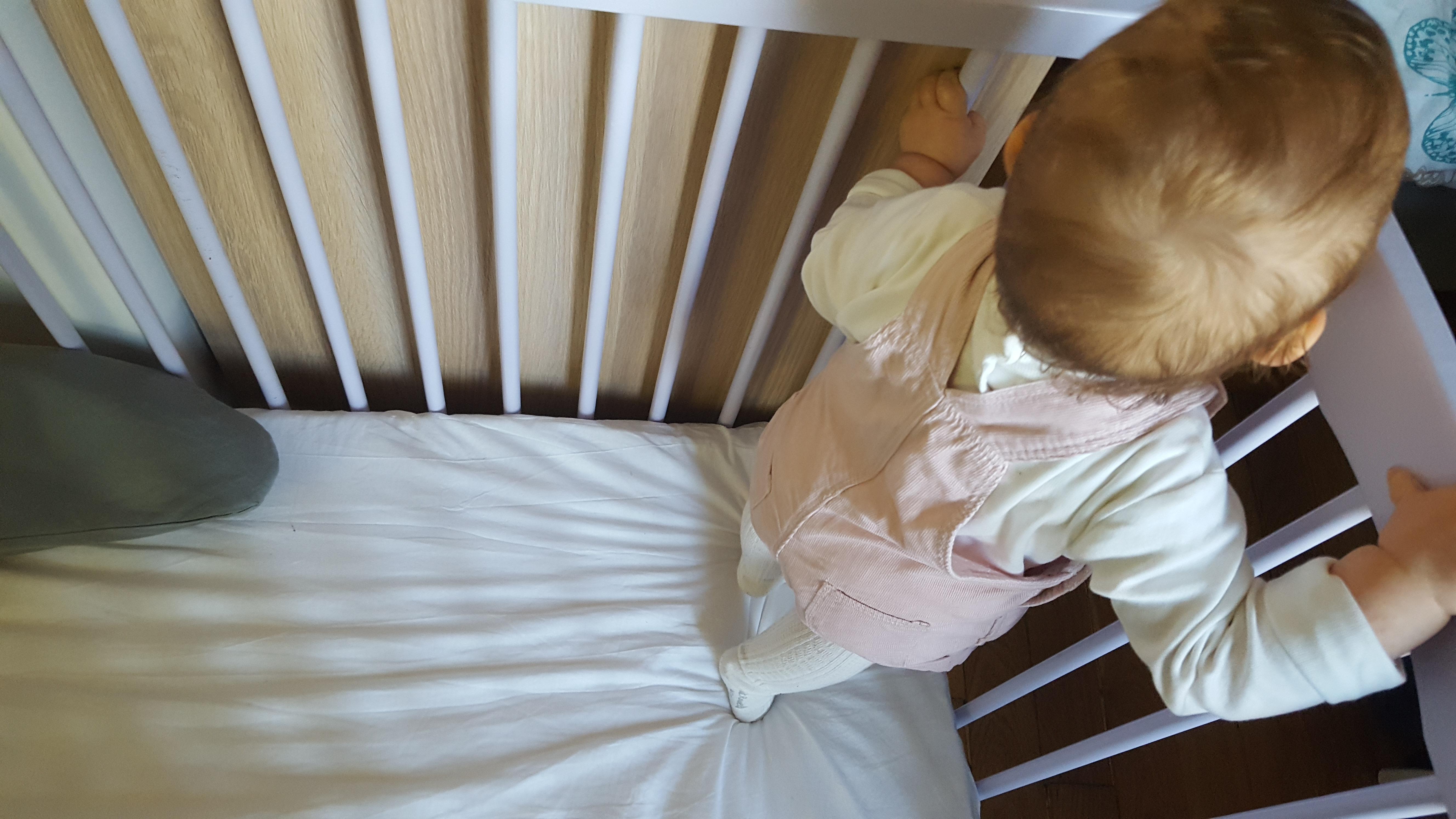 Mes enfants dorment ENFIN dans leur chambre
